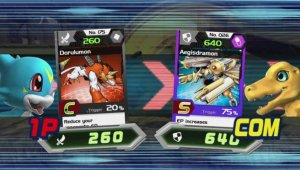 Reveladas las Digicard de Digimon All-Star Rumble