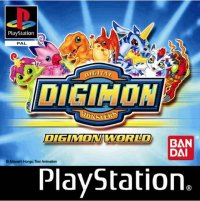 Digimon World Playstation