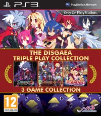 Disgaea Triple Collection PS3