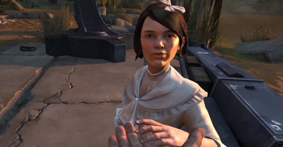 Emily, from Dishonored - Top 10 Mejores Personajes