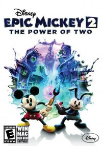 Disney Epic Mickey 2: El Retorno de dos Héroes PC