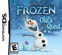 Disney Frozen: Olaf's Quest Nintendo DS