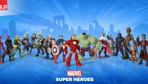 Disney Infinity 2.0: Marvel Super Heroes hoy disponible en tiendas