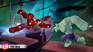 Disney Infinity 3.0: Play Without Limits ya a la venta