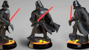 Descubre las figuras de Vaiana y Star Wars Rogue One para Disney Infinity