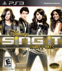 Disney Sing It 3 Party Hits PS3