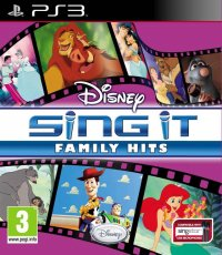 Disney Sing It Éxitos de Película PS3