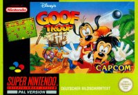 Disney's Goof Troop Super Nintendo