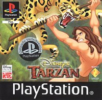 Disney's Tarzan Playstation