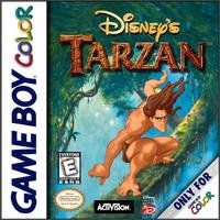 Disney's Tarzan Game Boy Color