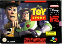 Disney's Toy Story Super Nintendo