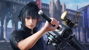 Noctis, de Final Fantasy 15, estará en Dissidia Final Fantasy NT