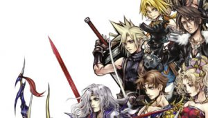 A la venta Dissidia: Final Fantasy y Soul Calibur: Broken Destiny
