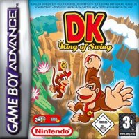 DK: King of Swing Game Boy Advance