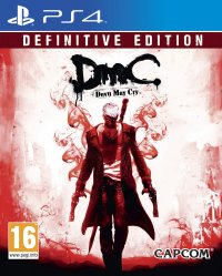 DmC: Devil May Cry PS4
