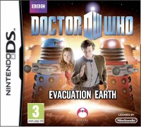 Doctor Who: Evacuation Earth Nintendo DS
