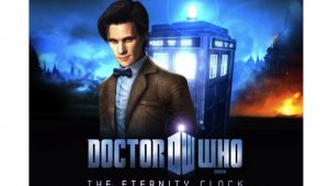 Fecha de salida en PS3 y PSVita de Dr Who: The Eternity Clock