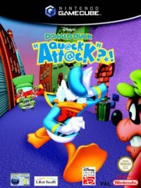 Donald Duck's Quack Attack GameCube
