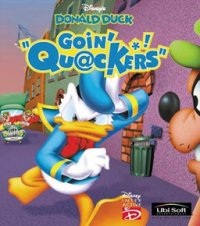 Donald Duck's Quack Attack PC