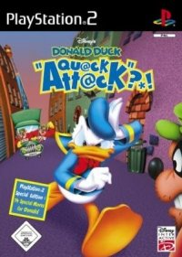 Donald Duck's Quack Attack Playstation 2