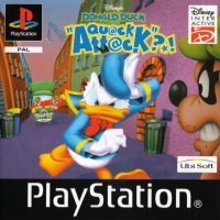 Donald Duck's Quack Attack Playstation