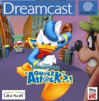 Donald Duck's Quack Attack Dreamcast