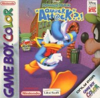 Donald Duck's Quack Attack Game Boy Color