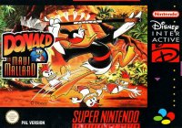 Donald in Maui Mallard Super Nintendo