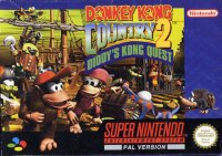 Donkey Kong Country 2: Diddy's Kong Quest Super Nintendo