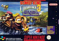 Donkey Kong Country 3: Dixie Kong's Double Trouble! Super Nintendo