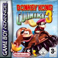 Donkey Kong Country 3: Dixie Kong's Double Trouble! Game Boy Advance