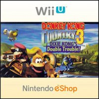 Donkey Kong Country 3: Dixie Kong's Double Trouble! Wii U