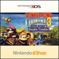 Donkey Kong Country 3: Dixie Kong's Double Trouble! Nintendo 3DS