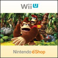 Donkey Kong Country Returns Wii U
