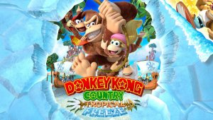 Donkey Kong Country: Tropical Freeze se actualiza en Nintendo Switch