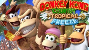 El debut de DKC: Tropical Freeze en Japón, mejor en Nintendo Switch
