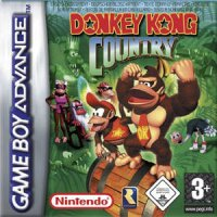 Donkey Kong Country Game Boy Advance