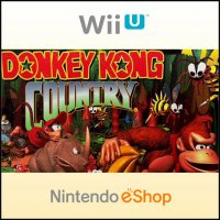 Donkey Kong Country Wii U