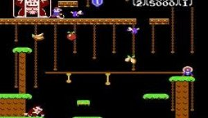 Donkey Kong Jr. llega a la Consola Virtual de 3DS