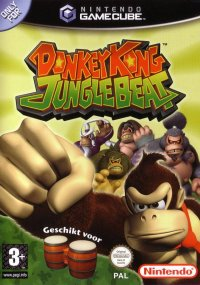 Donkey Kong: Jungle Beat GameCube