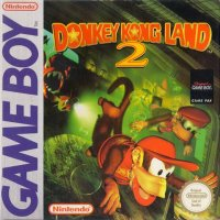 Donkey Kong Land 2 Game Boy