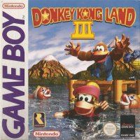 Donkey Kong Land 3 Game Boy