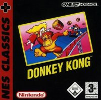 Donkey Kong Game Boy Advance