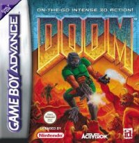 Doom (1993) Game Boy Advance