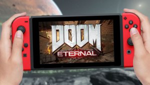 Se cancela la edición física de Doom Eternal para Nintendo Switch