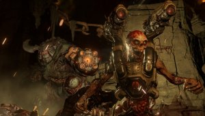 Id Software quiere 1080p y 60fps para Doom