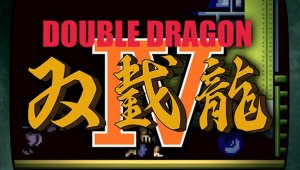 Double Dragon IV confirmado para PlayStation 4 y PC