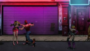 Double Dragon: Neon ya es Gold