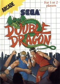Double Dragon Master System