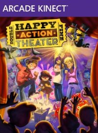 Double Fine Happy Action Theater Xbox 360